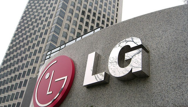 LG Head Office in Seoul